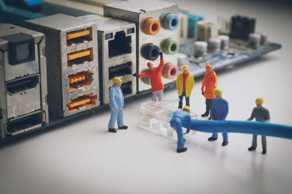 Server for Microbusiness